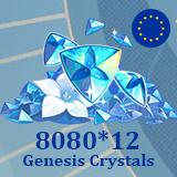 8080*12 Genesis Crystals