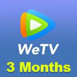 3 Months WeTV VIP