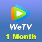 1 Month WeTV VIP