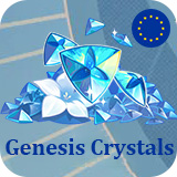 7760 *5 Genesis Crystals