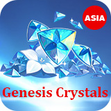7760 *2 Genesis Crystals