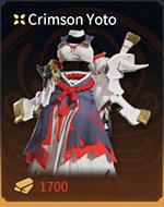 Yoto Hime : Crimson Yoto