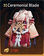 Yoto Hime : Ceremonial Blade