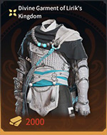 Tianhai : Divine Garment of Lirik's Kingdom