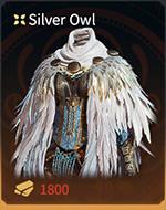 Matari : Silver Owl