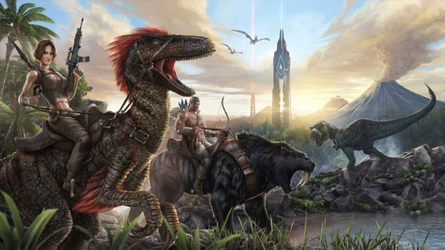 Here's An Ultimate Guide For Obtaining All ARK Extinction Resources