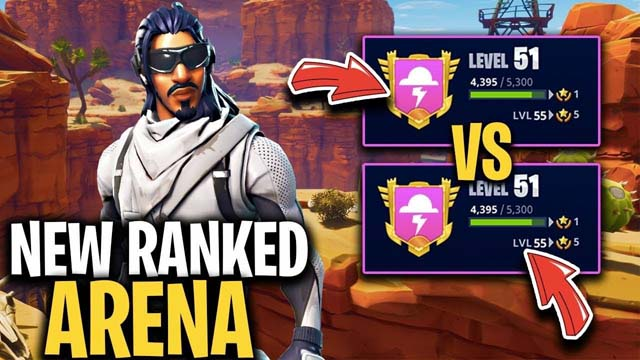 Ranked Arena Mode Is Coming To Fortnite Patch Notes V8 20