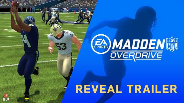 Coming to Madden NFL Overdrive