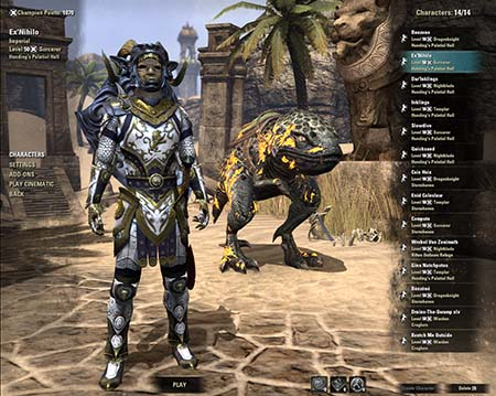 ESO Best Build for Warden to be Balance in PvP and PvE