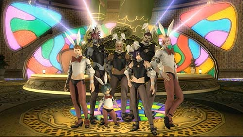 Final Fantasy XIV AI Pet Fighting System Settings Available