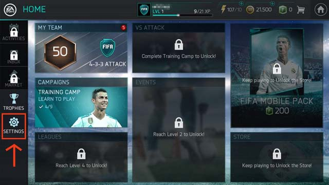 Here are Some Essential Tips for Leveling Up Quickly in FIFA Mobile
