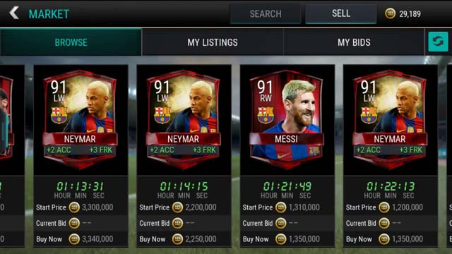 Fifa Mobile Market Ultimate Guide Sold Items Tax Paying Player