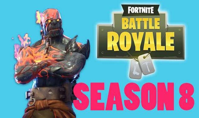 Here Are All The Latest Details Of Fortnite Season 8 Release Date