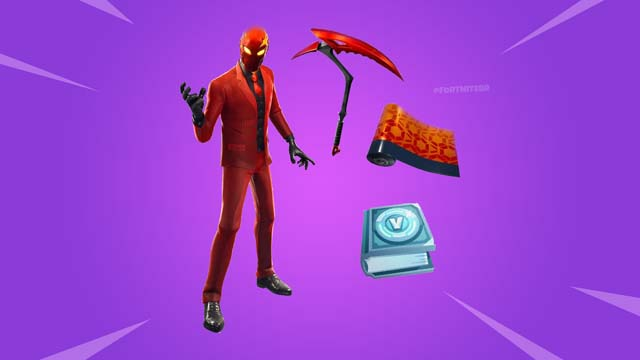 How To Unlock Fortnite Inferno Skin Wrap And Pickaxe