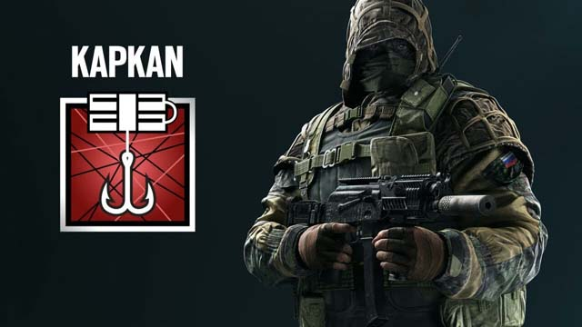 Rainbow Six Siege Kapkan Guide: What Can He Do and How to