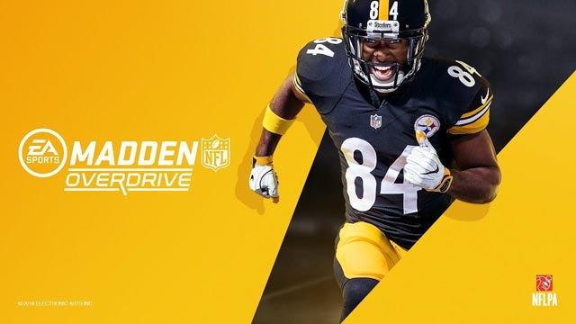 Madden NFL Overdrive Features