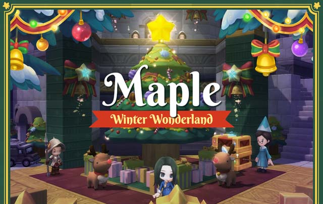 Maple Winter Wonderland