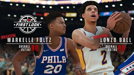 NBA 2K19 Small Ball Lineup Rocket-Like Players Recommend