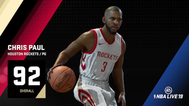 NBA LIVE 19 GameStop
