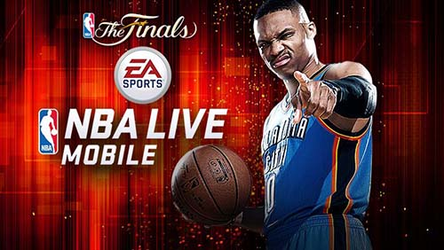 NBA Live Mobile The Finals
