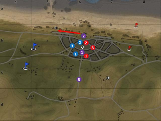 Normandy_Domination_Map