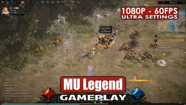 Mu Legend Game Guides, Gameplay, Classes Overview and