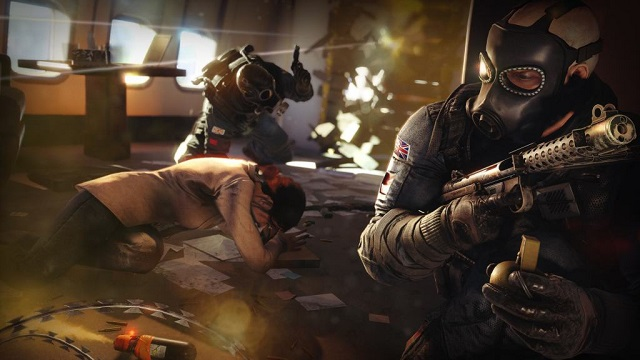 R6 adds a Reporting System to report players with a negative