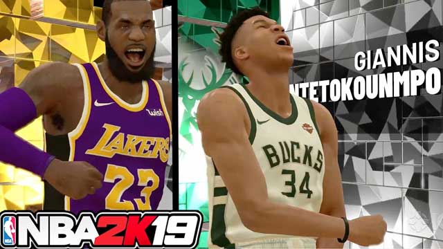Recent NBA 2K 19 Games