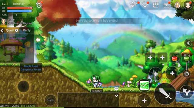 Maplestory M Essential Weapons Guide: How to Maximize Your Weapons