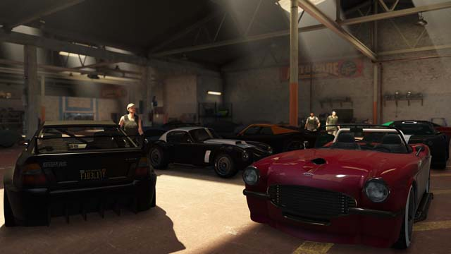 gta 5 garage special vehicles xbox one