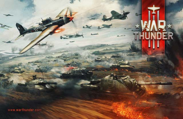 War Thunder Update