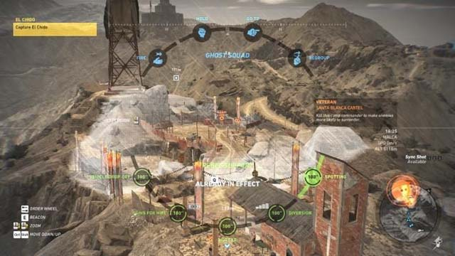 How to Mark Your Enemies and Revive Your Teammates in Ghost Recon