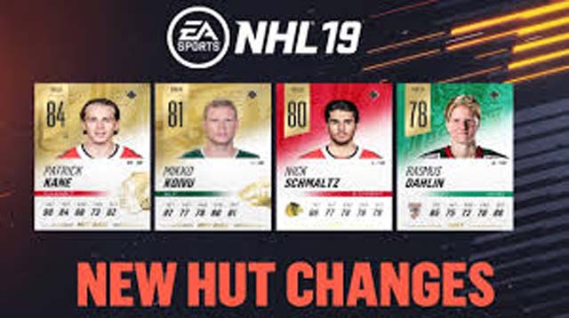 new HUT changes