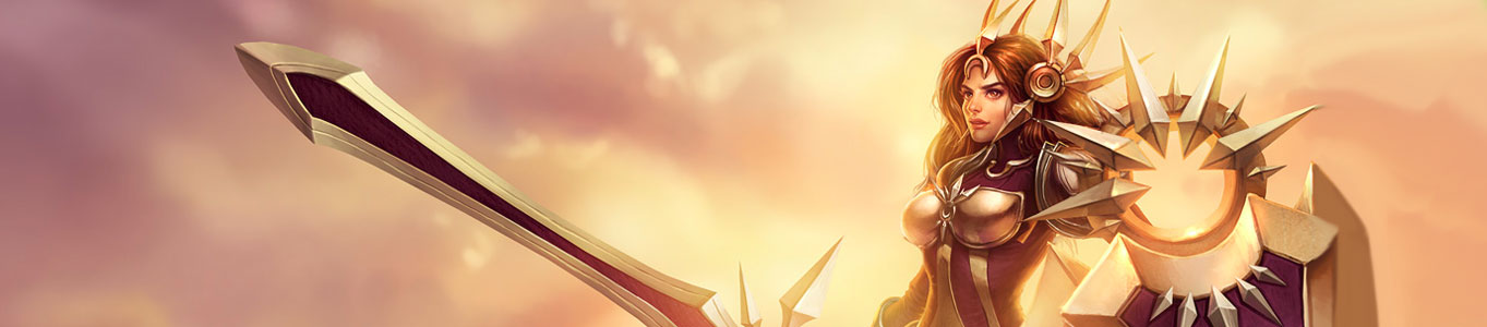 Buy Cheap League Of Legends Leona Skin Lol Champion Leona Skin For