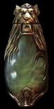 Lion's Roar, Granite Flask