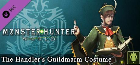 Buy Monster Hunter: World - The Handler's Guildmarm Costume