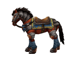 Swift Brown Steed(WoW Classic)